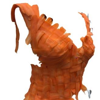 Carrot Corset